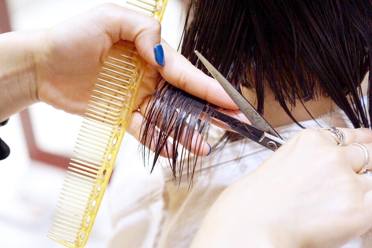 美容師として、お客様とは一生のBEAUTY PARTNERであり続けたいから
